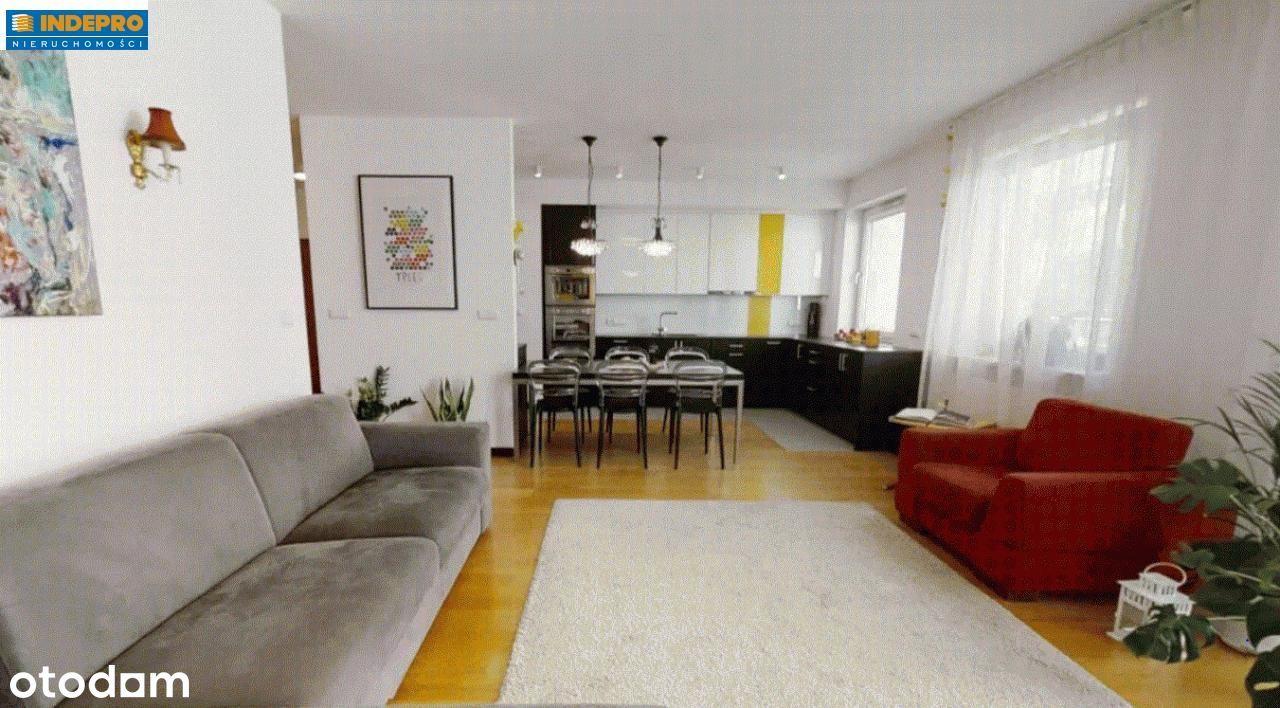Apartament 4 pokoje z tarasem 15m2, metro 5min