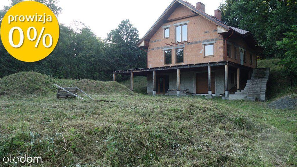 Dom w Radochowie do wykończenia