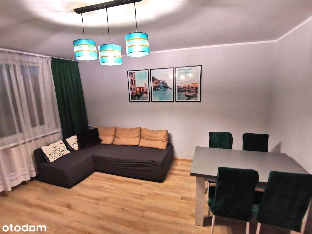 Mieszkanie 62m, 3 pokoje, ul. Wyczółkowskiego