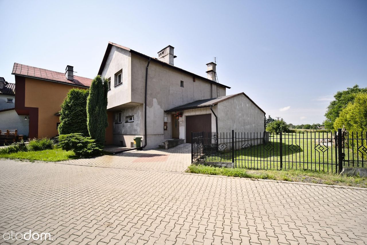 Polecam dom na sprzedaż w miejscowość Wojcieszyn