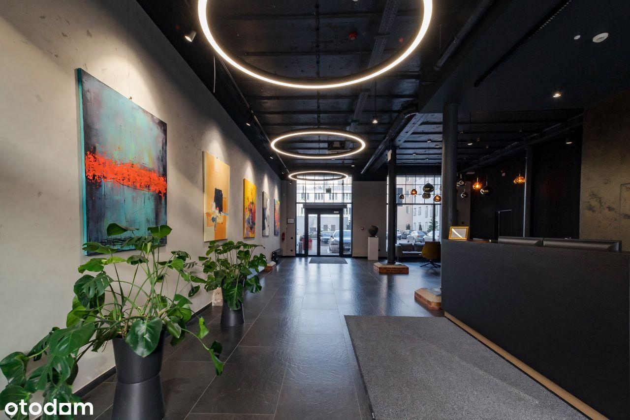 Stara Drukarnia - Biuro z tarasem na 5 piętrze