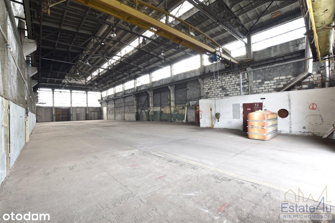 1000m2 z Suwnicą 5 ton Rozdzieńskiegom Katowice