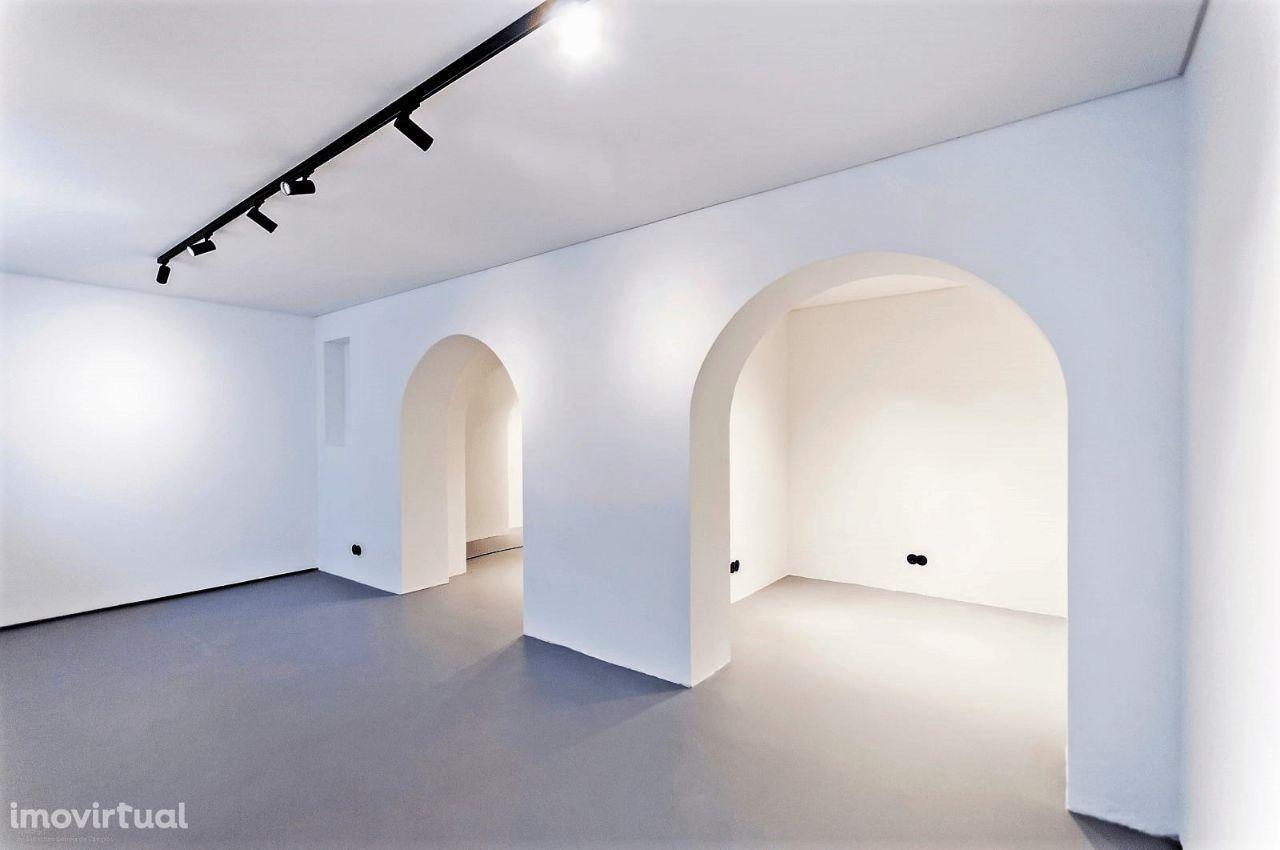 Arrendar Escritório Lisboa | 121 m2 | Amoreiras | Cave
