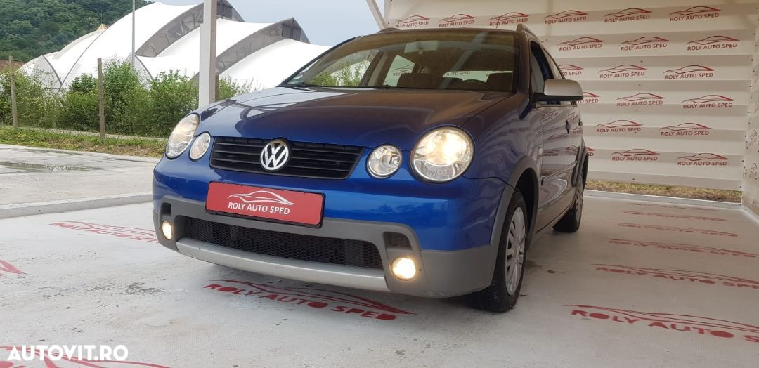 Volkswagen Polo Cross - 2