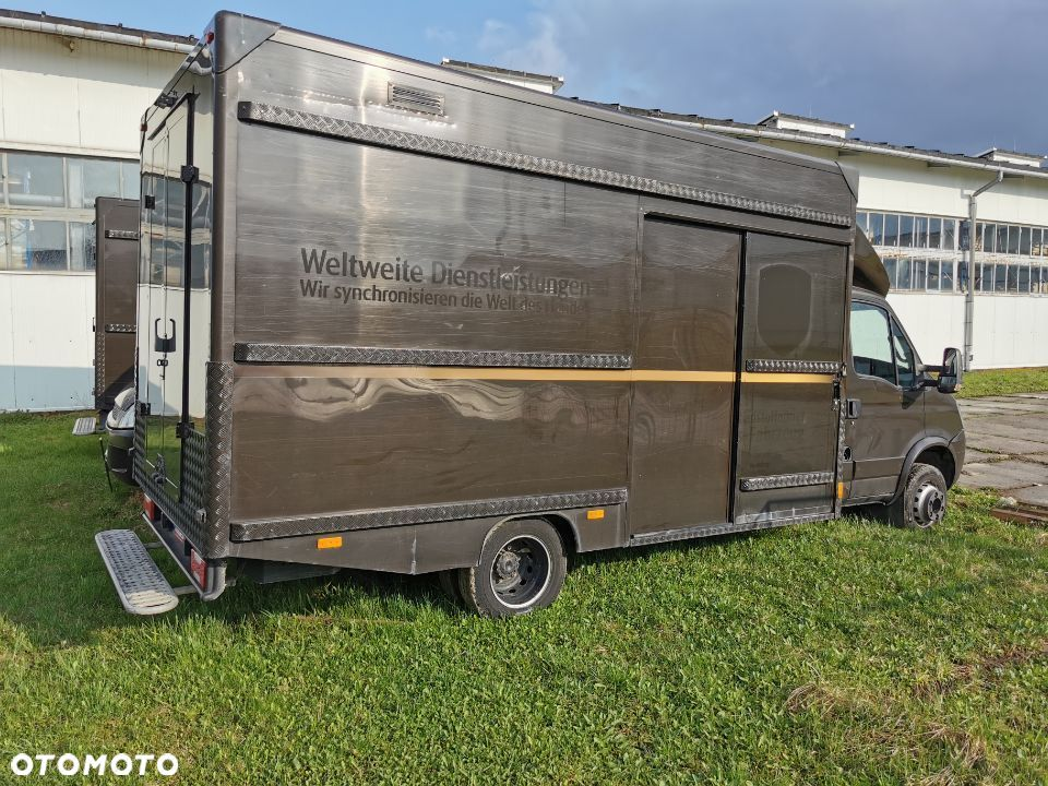 Iveco IVECO DAILY 65C14G CNG  Iveco Kontener Pocztowy do 6 Ton. - 3