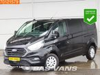 Ford Transit Custom 2.0 TDCI Start-stop Naci Cruise Airco Camera Automaat LIMITED L2H1 4m3 Airco Dubbel cabine Trekhaak Cruise control - 1