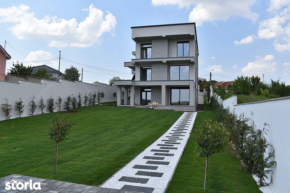 Casa moderna noua de vanzare Oradea