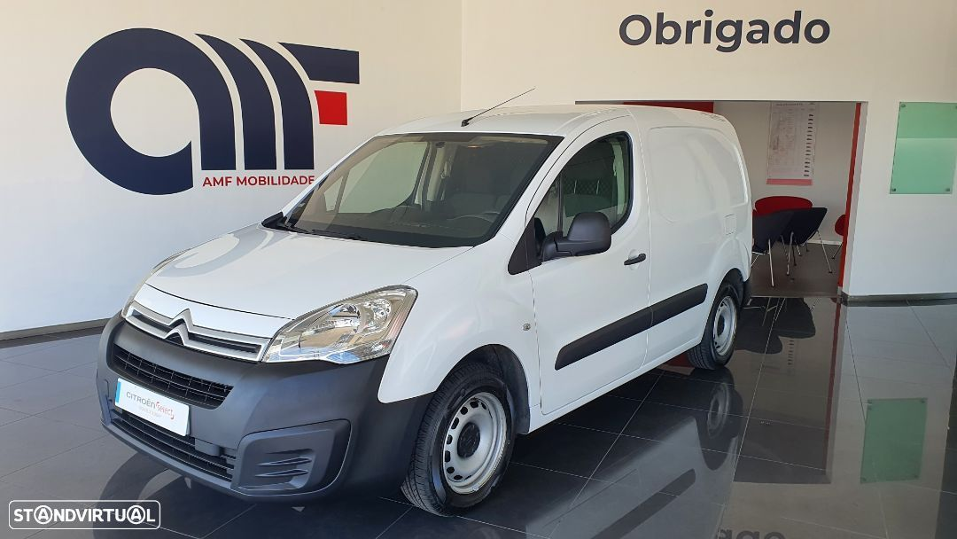 Citroën berlingo L1 1.6hdi 92cv club - 1