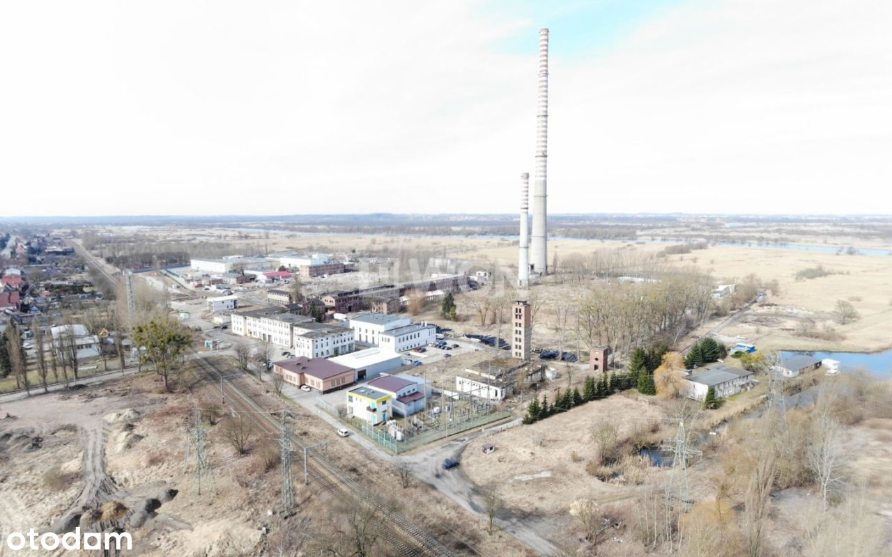 Działka, 1 789 m², Szczecin
