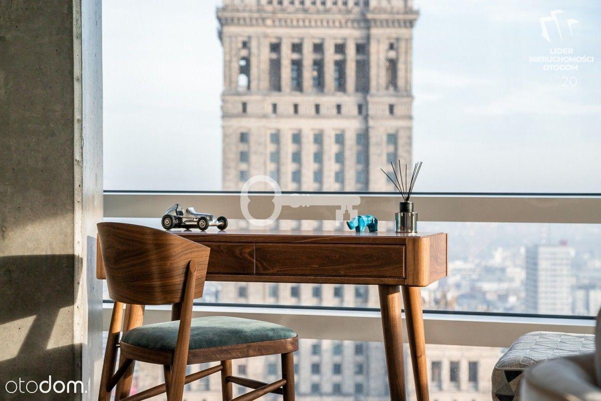 | Złota 44 | luxury apartment | Palace view |