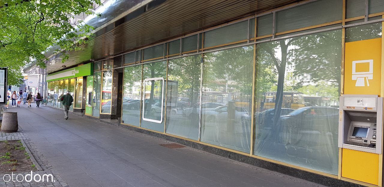 lokal parter w centrum W-wy (Marszałkowska 87)