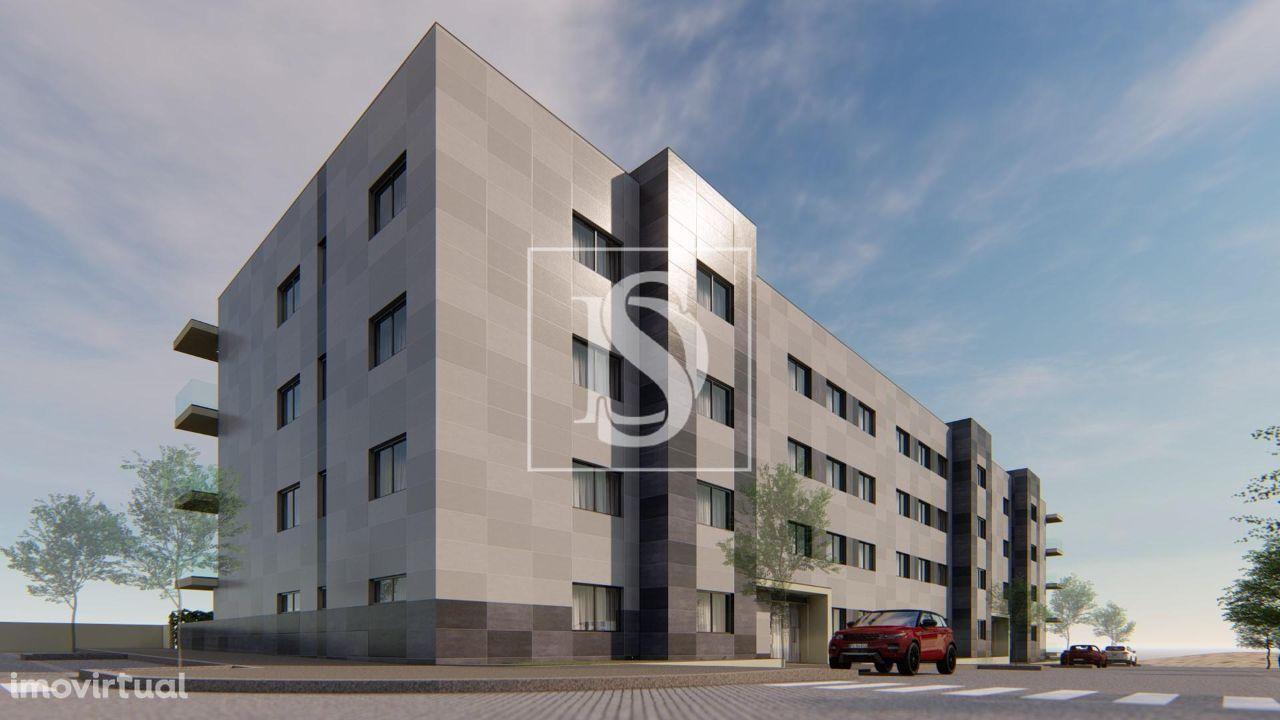 Apartamento T1 novo - Árvore - Vila do Conde
