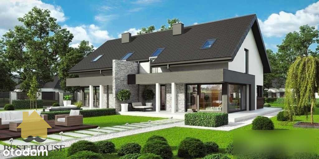 Dom, 117 m², Jastków