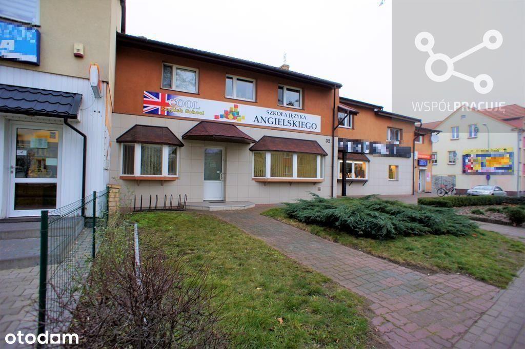 Lokal biurowo-mieszkalny w Goleniowie