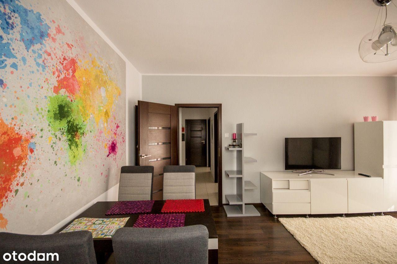 56,5 m2, 2 pokoje, niedaleko Jeziorka Balaton