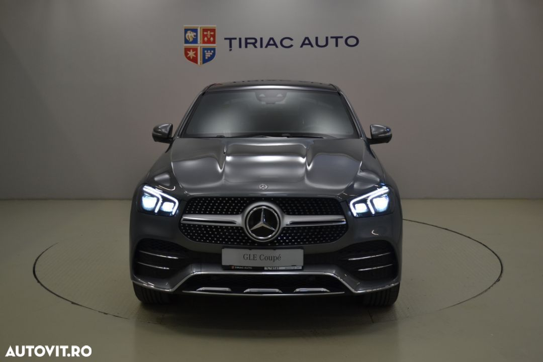 Mercedes-Benz GLE Coupe GLE400 - 2