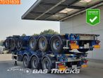 Lag Package of 3 3 axles ADR 1x 20 ft 1x30 ft - 1