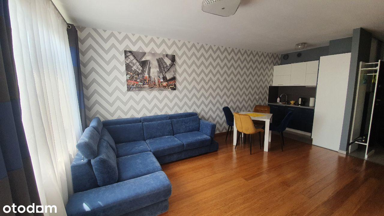 Nowoczesne mieszkanie, Chełmońskiego, Bronowice