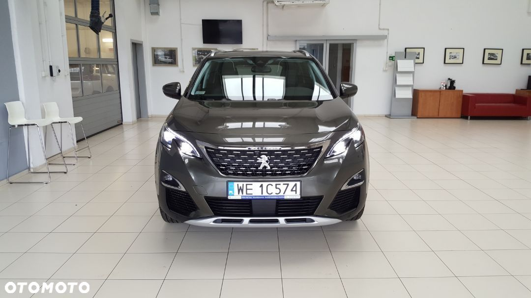 Peugeot 5008 ALLURE+ AUTOMAT 1.5 DIESEL BlueHDi 130 KM demonstracyjny - 1