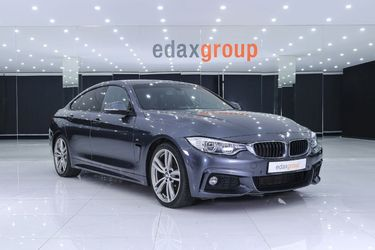 Saber mais: BMW 420 Gran Coupé