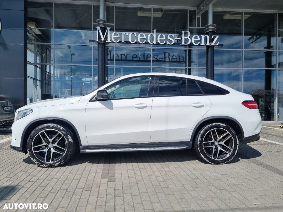 Mercedes-Benz GLE Coupe - 28