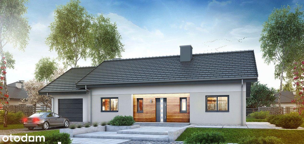 Nowy dom jednorodzinny z działką na Leśnym Osiedlu
