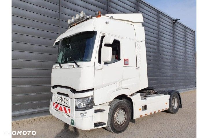 Renault T460 Sleeper Cab - ACC - Protect Euro6 Klima Luftfeder ZV Standhzg  Renault T460 Sleeper Cab ACC Protect Euro6 Klima Luftfeder ZV Standhzg - 1