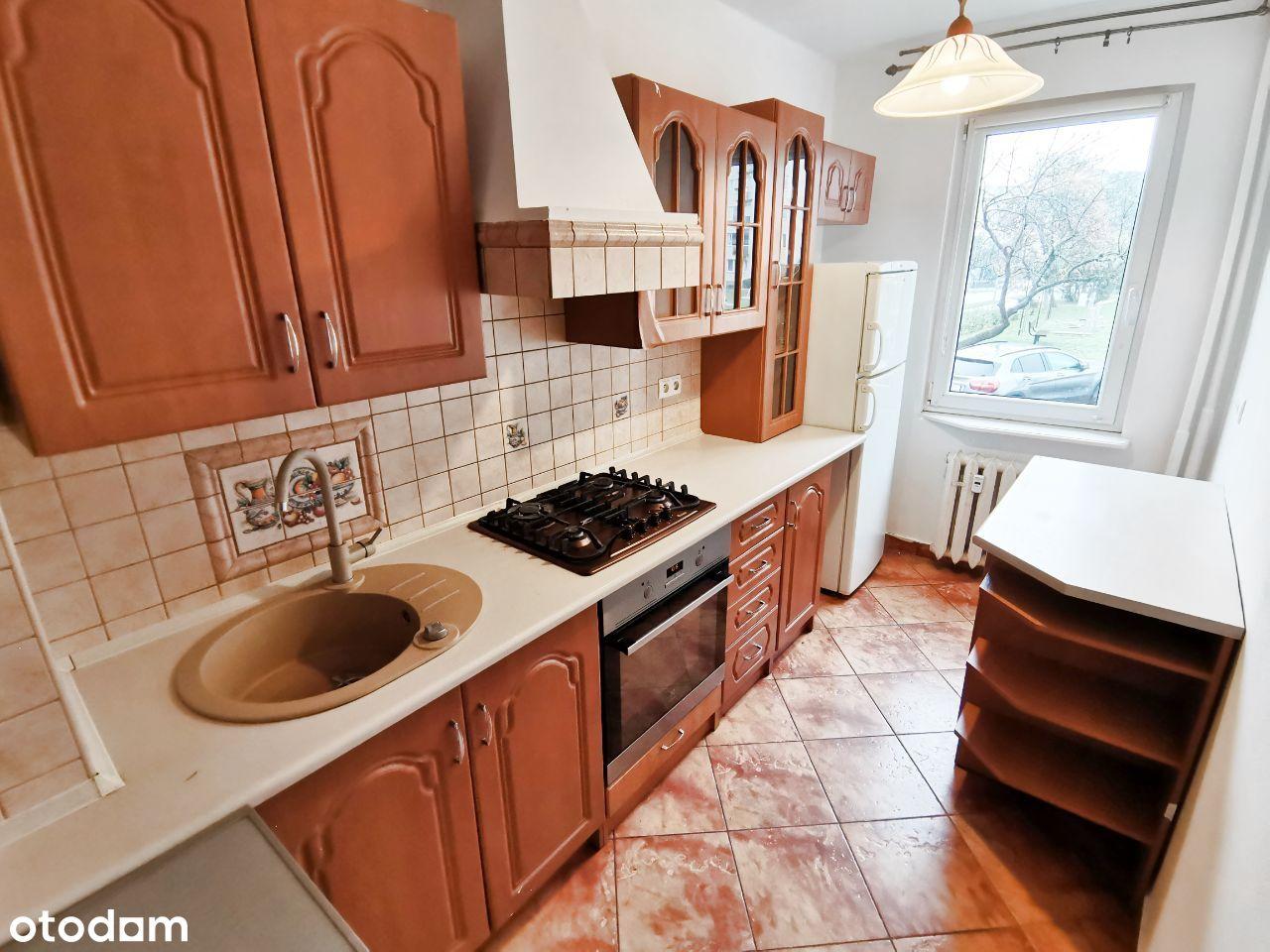 Mieszkanie 3-pokojowe z piwnicą , os. Staszica