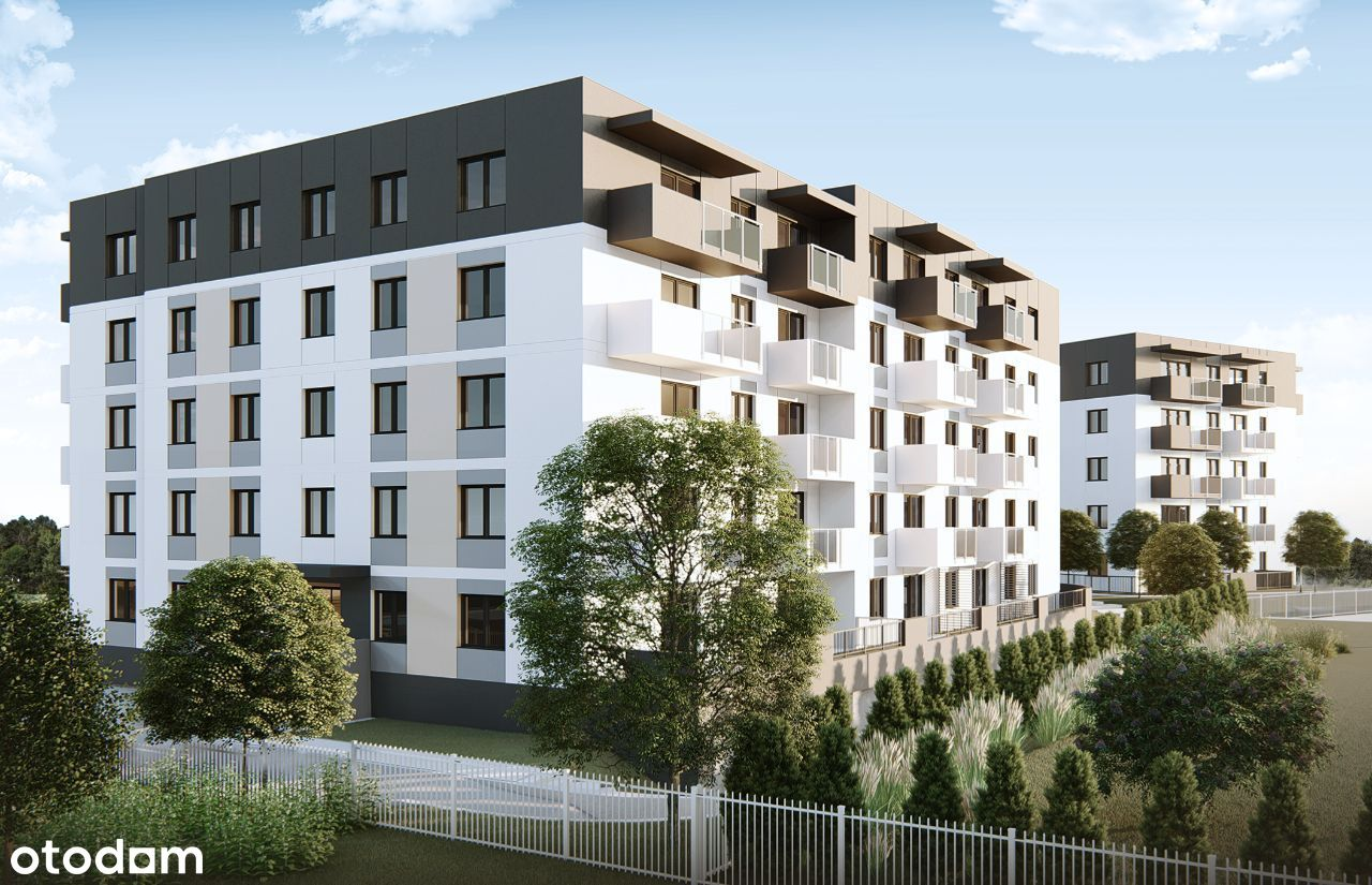 Ustawne Mieszkanie Apartamenty Wysockiego B50