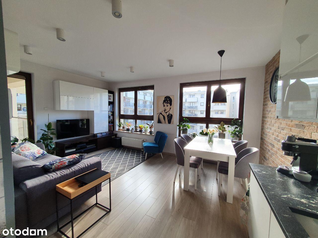 Przestronne mieszkanie 66.08m2 DOSTĘPNE OD ZARAZ