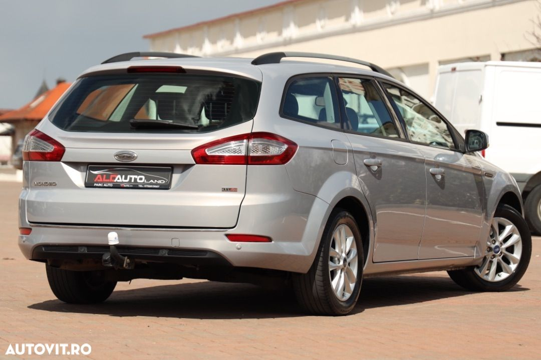 Ford Mondeo Turnier - 2