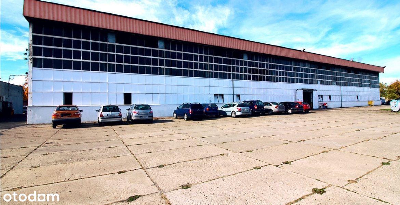 Nieruchomość produkcyjna na sprzedaż - Olesno