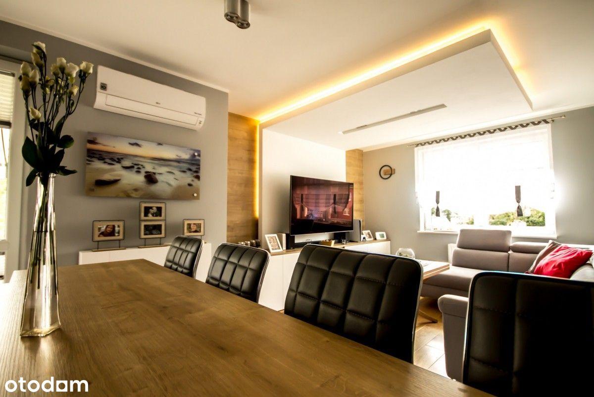 Prawobrzeże, 4 pokoje, wysoki standard 760 000\76m