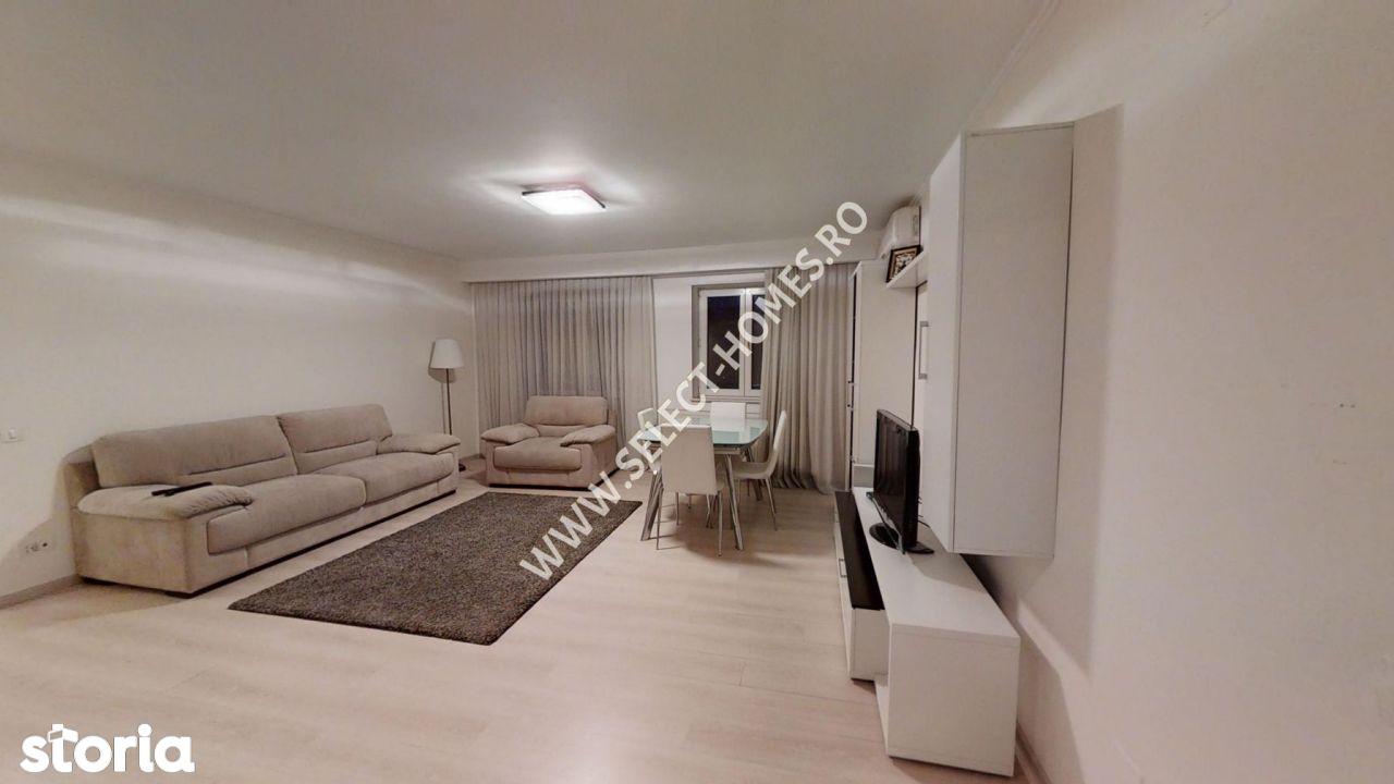 Apartament de închiriat 3 camere * Primaverii * *Tur Virtual*