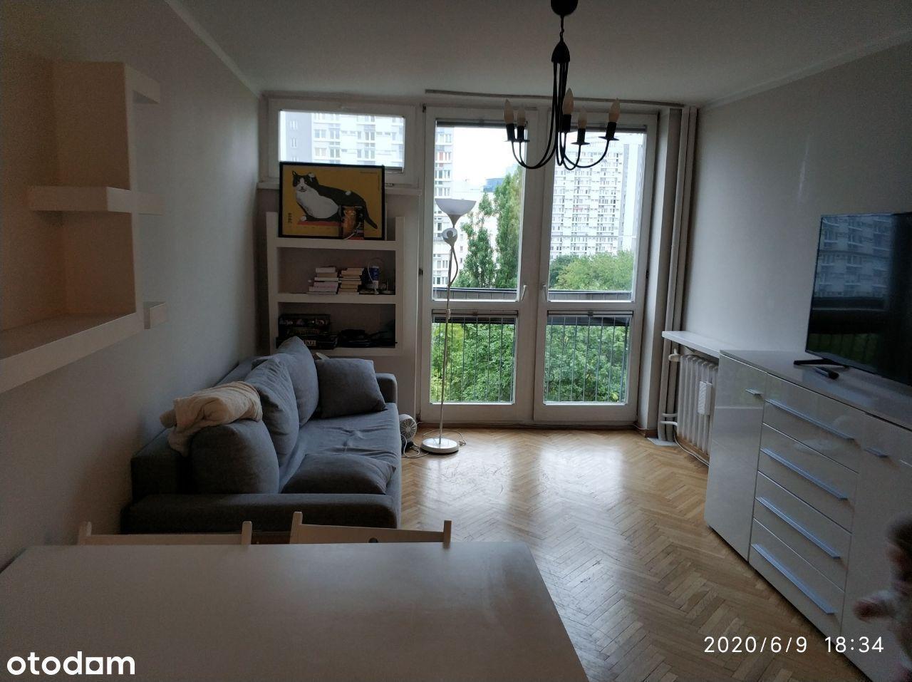 Piękne 2 pokoje w centrum Warszawy ul. Chłodna.