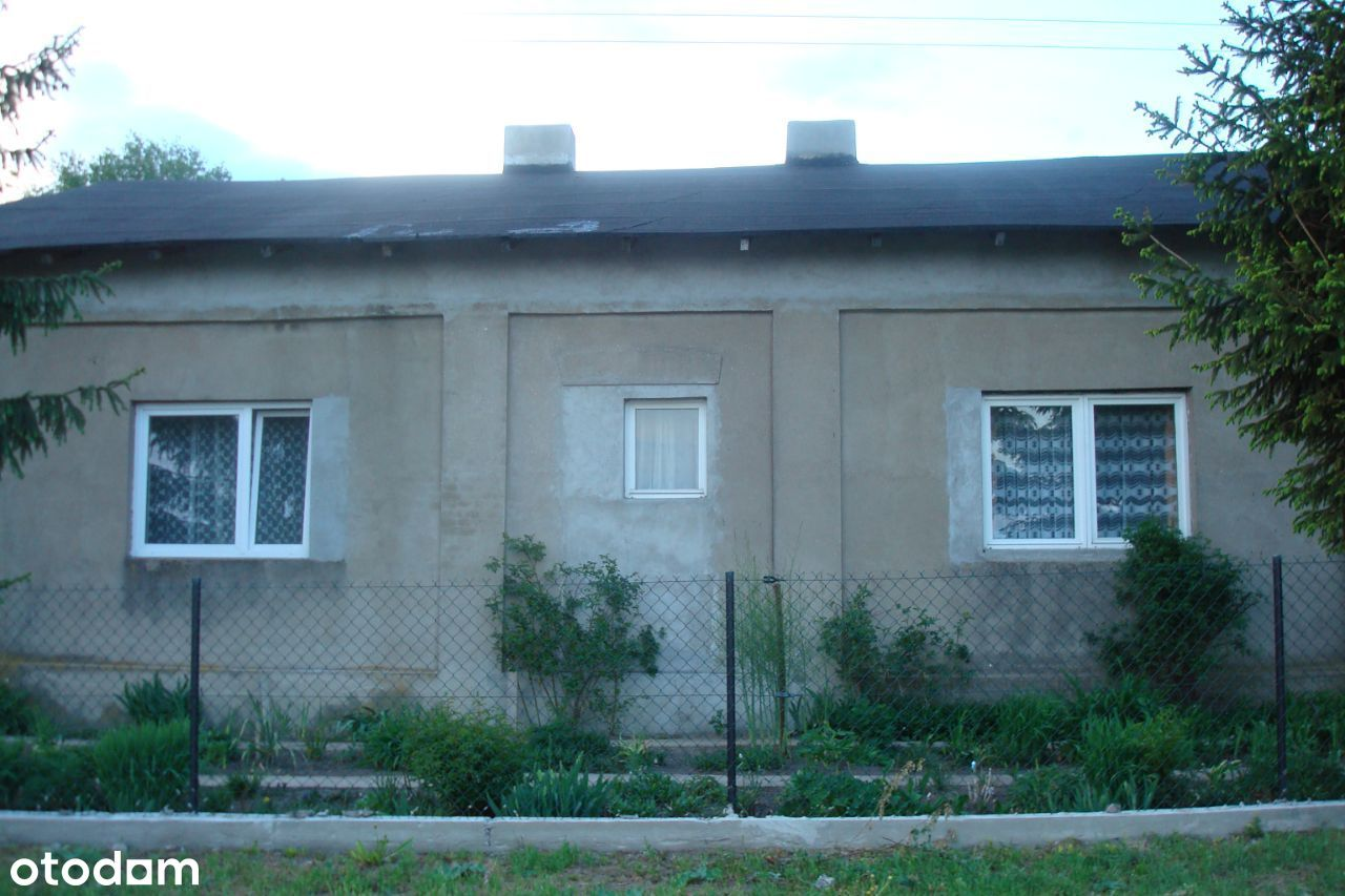 Dom 100m2 cena 230 000 działka 1 ha