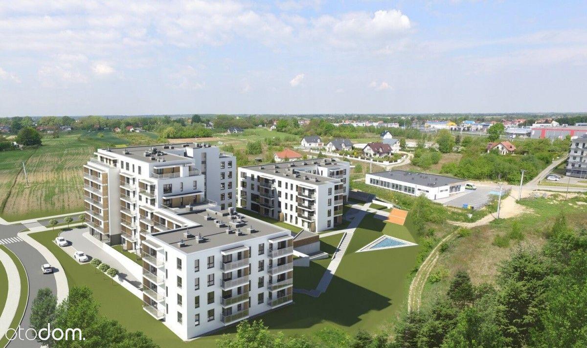 Mieszkanie 3 pokojowe na Węglinku z ogródkiem