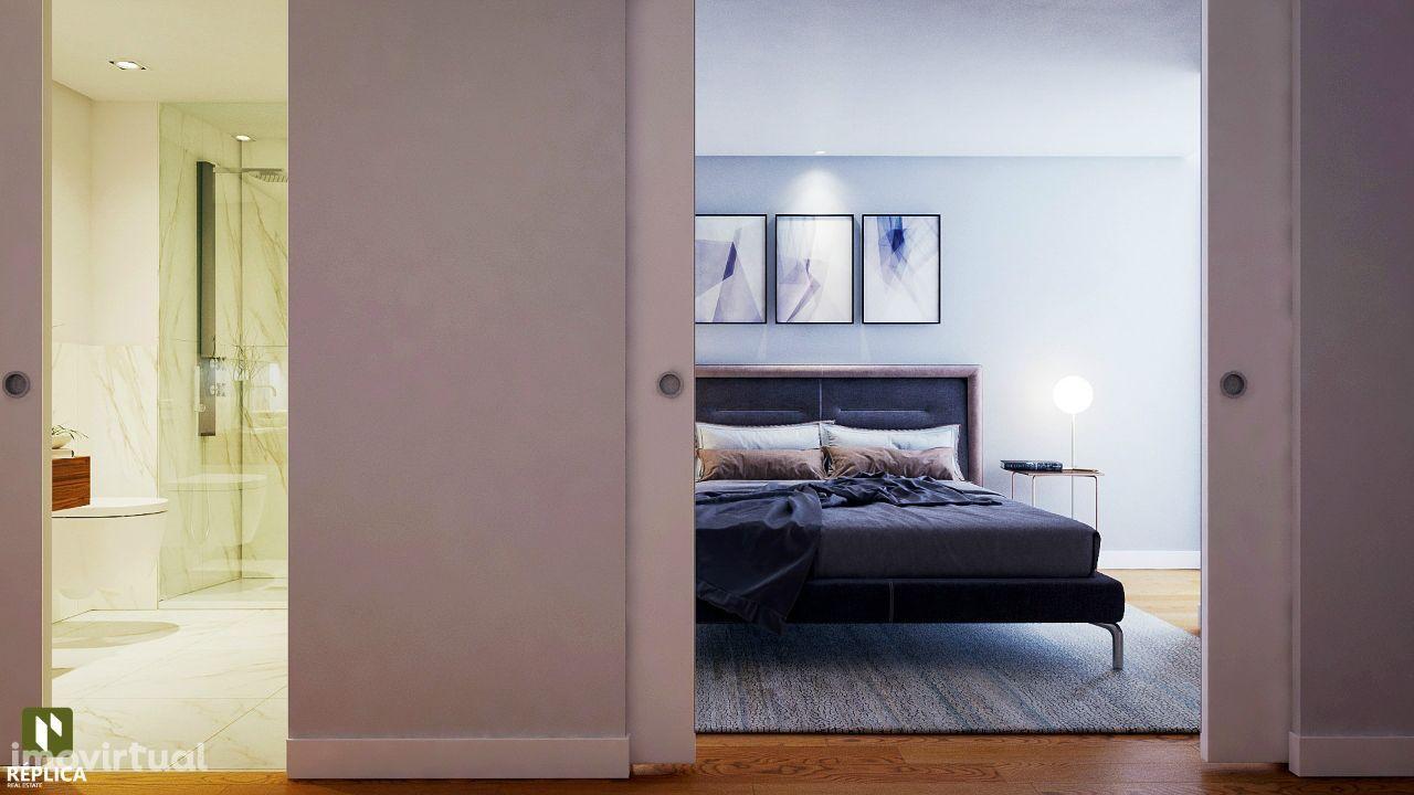 Apartamento T1 na Baixa Portuense