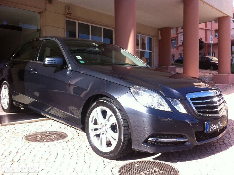 Mercedes-Benz E 250 CDi Avantgarde BE Auto. - 6