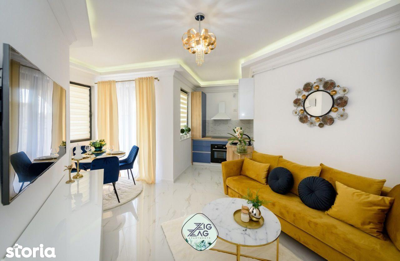 Apartament cu 2 camere Mamaia Nord, in resort cu piscina !