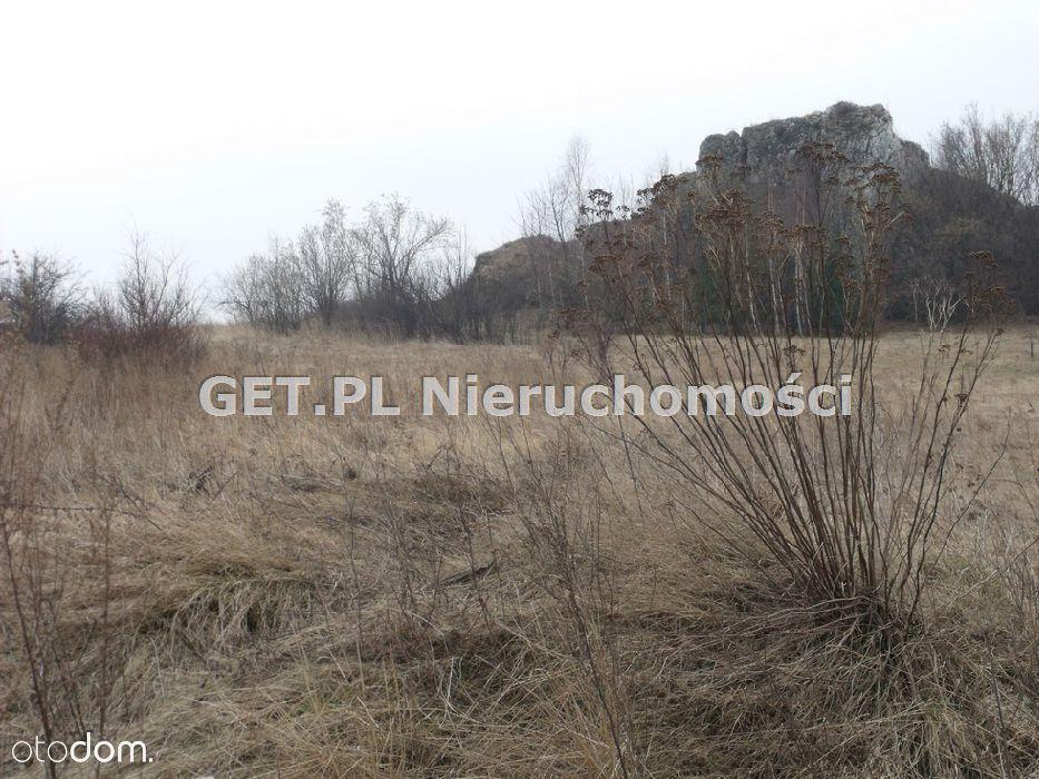Jerzmanowice, działka budowlana 31 arów