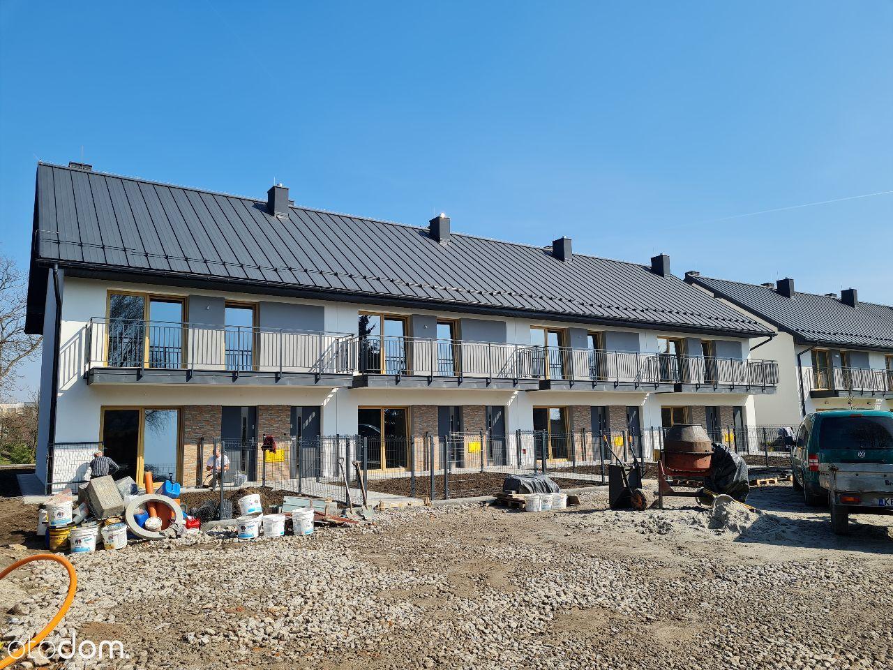 Mieszkanie 59,66 m2 + 25m2 poddasze ul. Asnyka