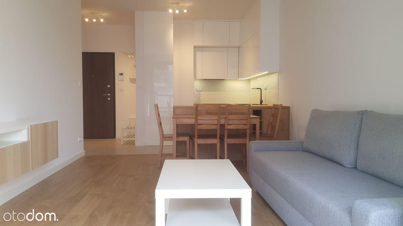 Wilanów 2-pokoje 45m2, nowe, wysoki standard