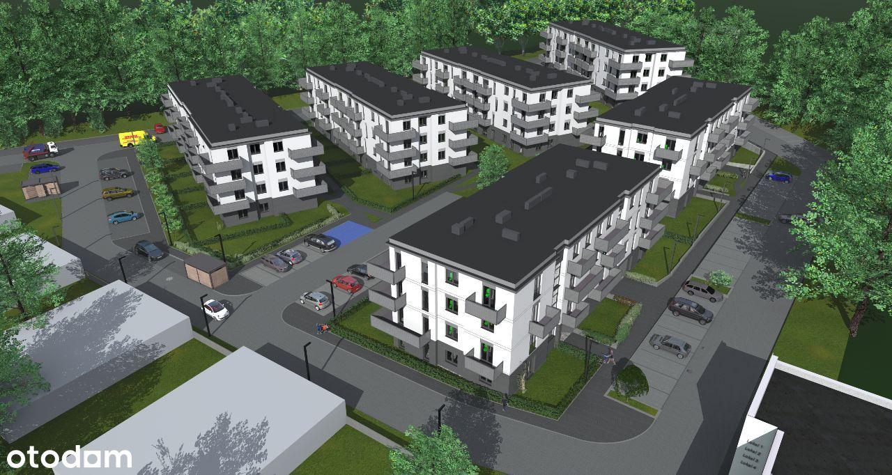 Nowe mieszkania Chodzież blok A1 m3