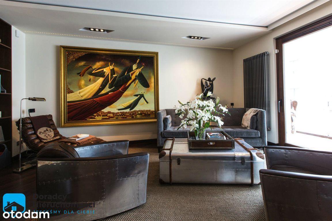 Apartament 89m2-Centrum-Hoża