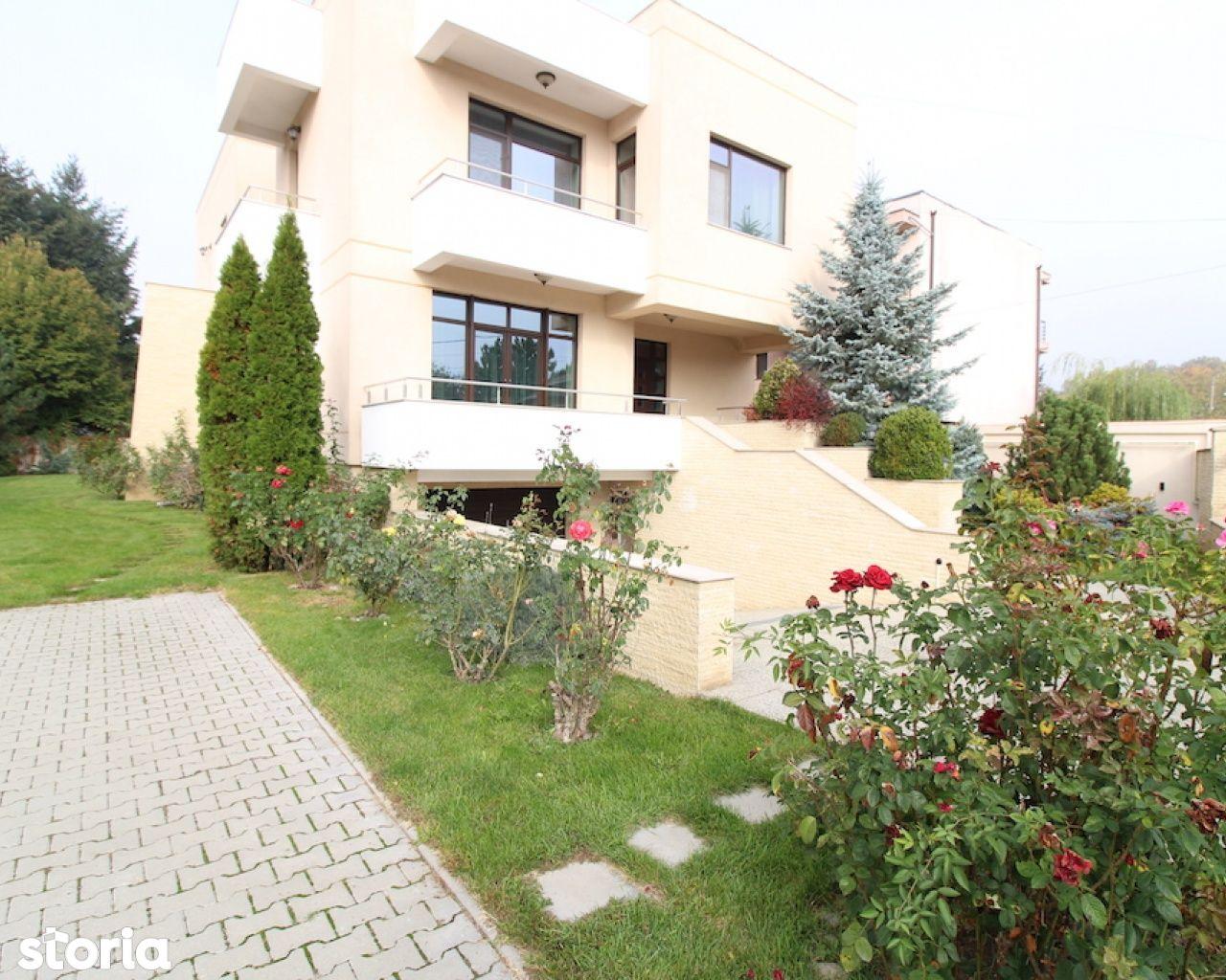 Mogosoaia FRF - casa in stil mediteranean