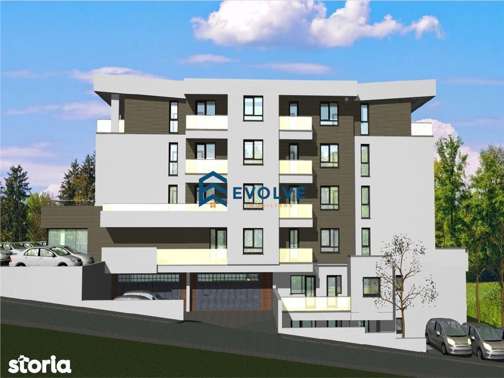 Apartament de lux cu 2 camere Targusor Copou- Investitie!