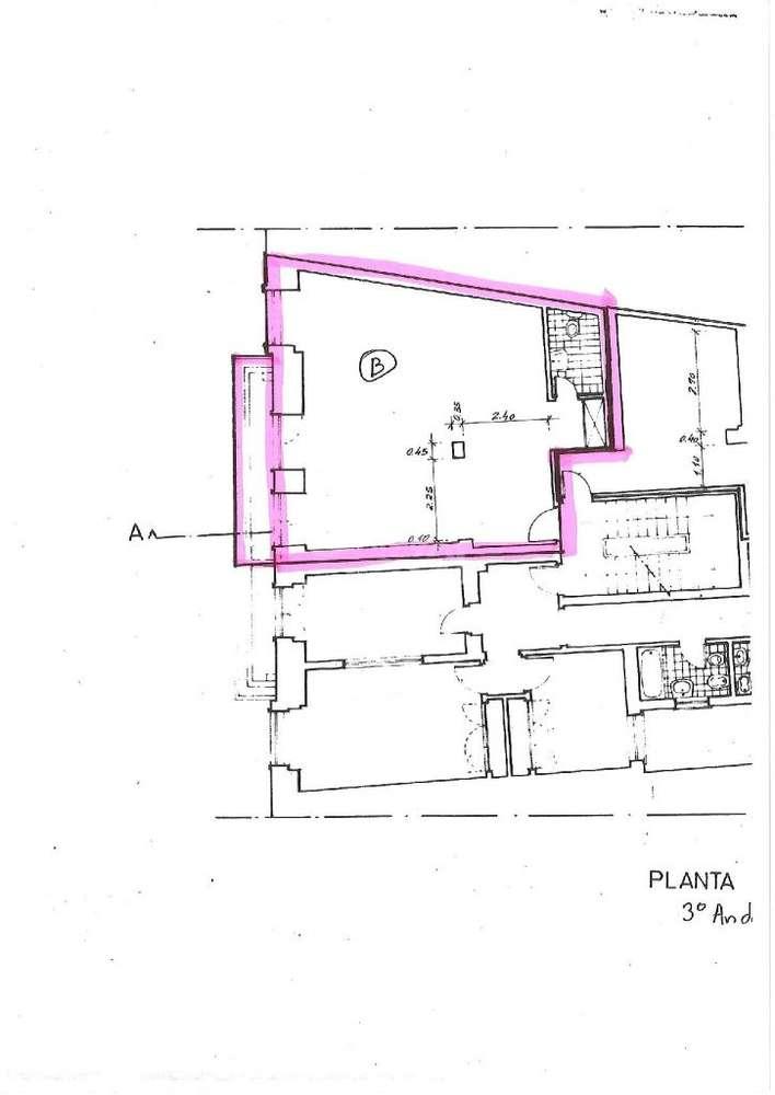 Escritório para arrendar, Faro (Sé e São Pedro), Faro - Foto 9