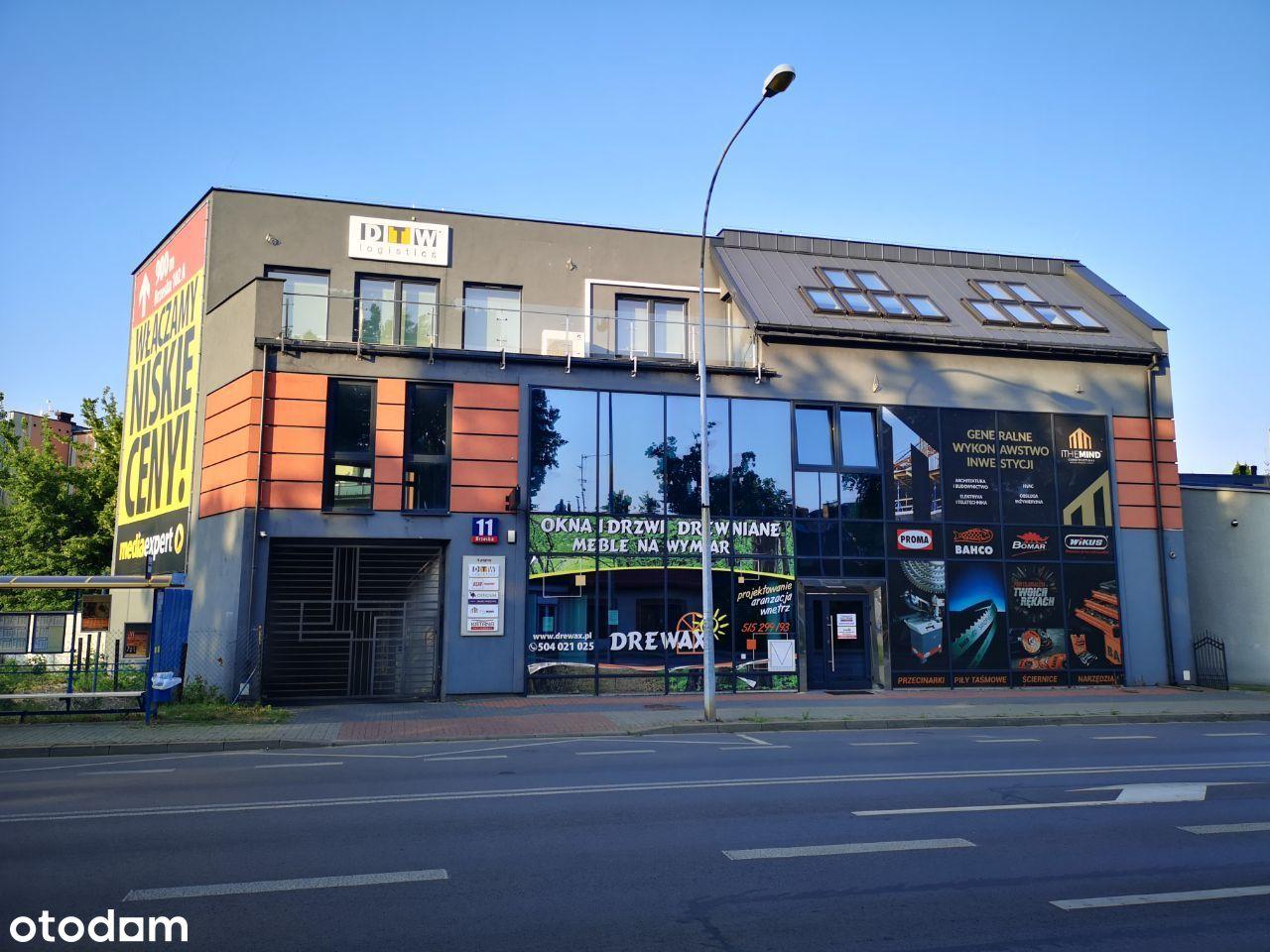Atrakcyjny budynek w centrum Siedlec, BEZ PROWIZJI