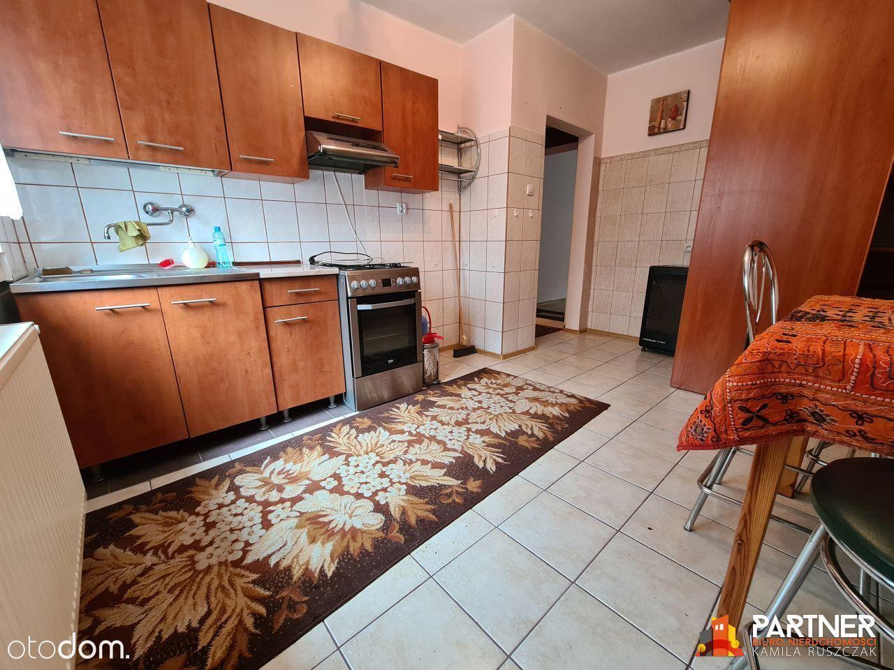 Bezczynszowe mieszkanie, 2 pokoje, parter, garaż